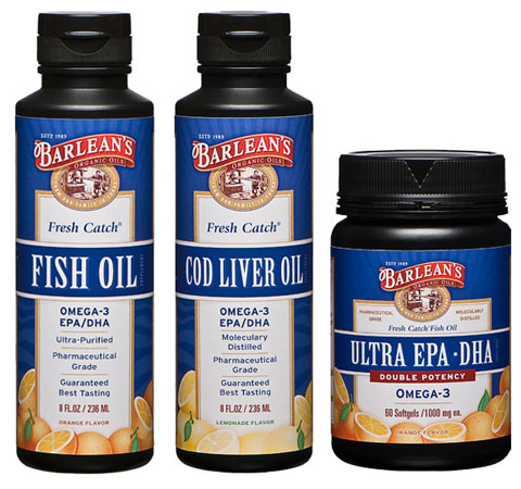 review barleans fish oil facts