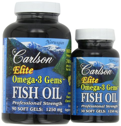 Review carlson fish oil facts for Fish oil review