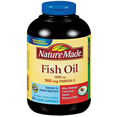 Review nature made fish oil facts for Nature made fish oil review
